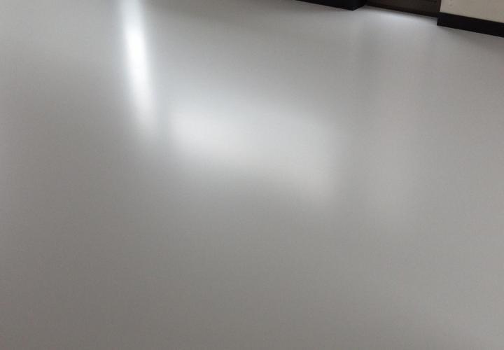 Vloerconcept - PU gietvloer - RAL 7047